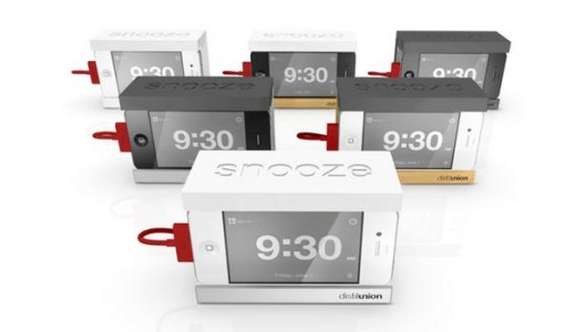 Dock iPhone Snooze