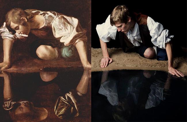 """Narcissus"" Reprise Par  Max Zerrahn"