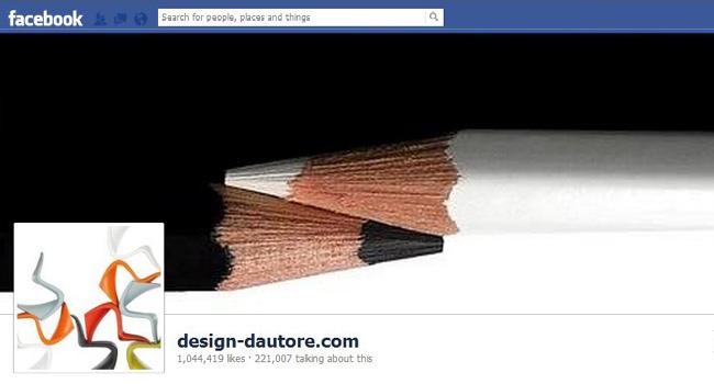 Design Dautore.com Facebook page