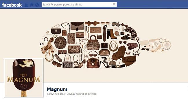 Magnum Facebook page