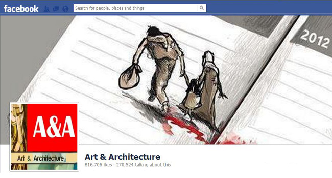 Art & Architecture Facebook page