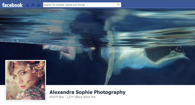 Alexandra Sophie Photography Facebook page