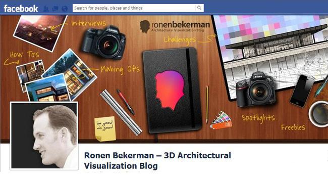 Ronen Bekerman Facebook Page