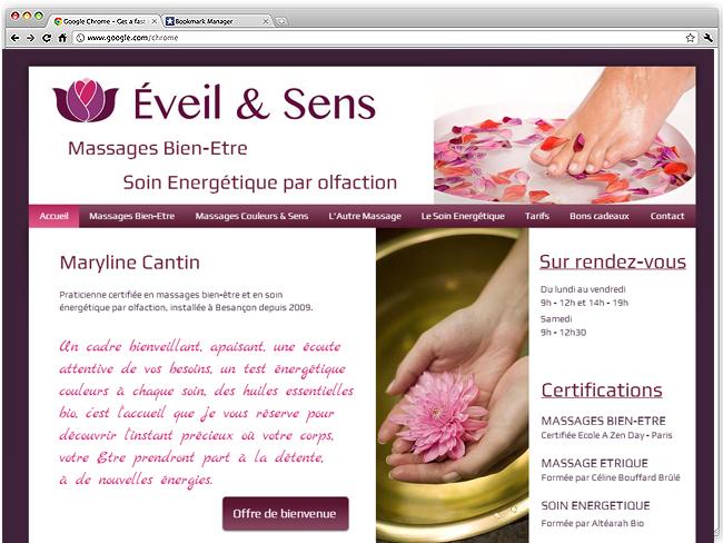 De Jolis Sites de Santé & Bien-être Créés Avec Wix