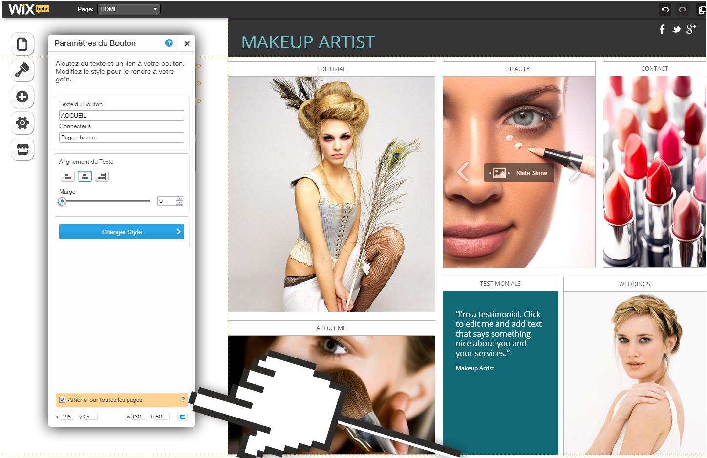 Tutoriel HTML5: Comment ajouter un menu vertical sur votre site