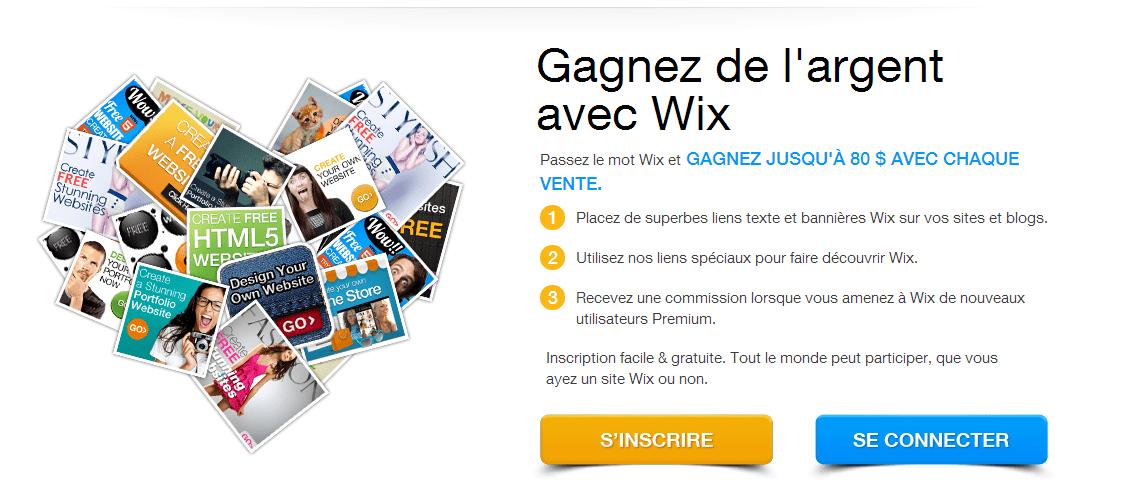 Comment Utiliser Wix pour Augmenter Vos Revenus