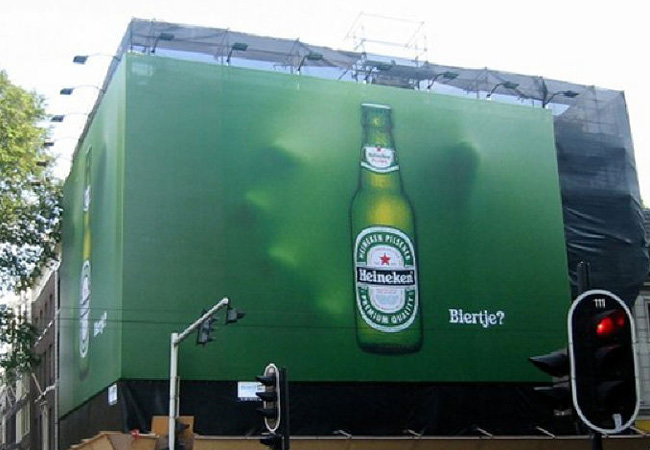 Pub pour Heineken