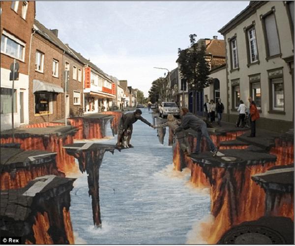 L'Art de Rue dans toute sa splendeur