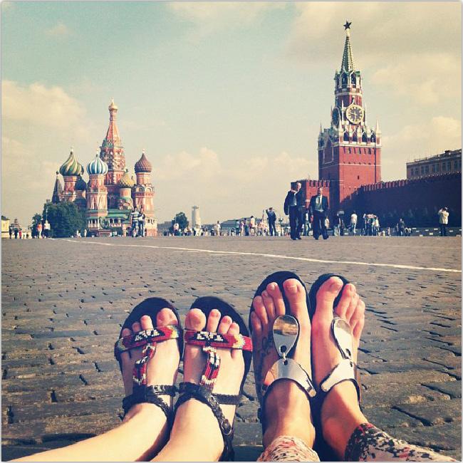 Le petit tour du monde d'Instagram