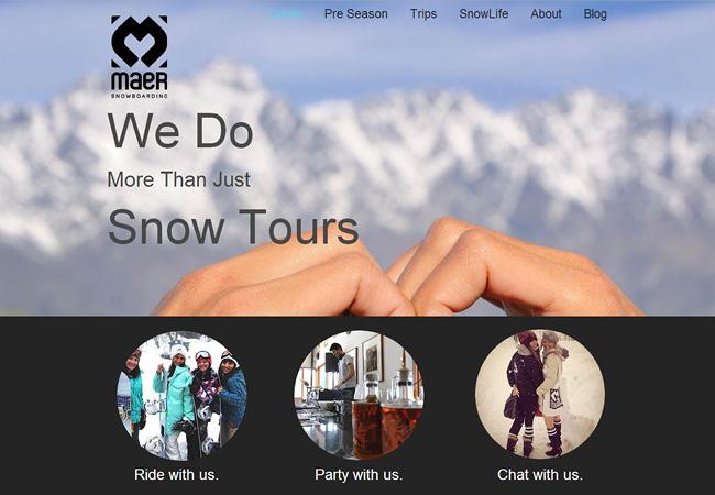 Notre Template, Votre Design – Round 4