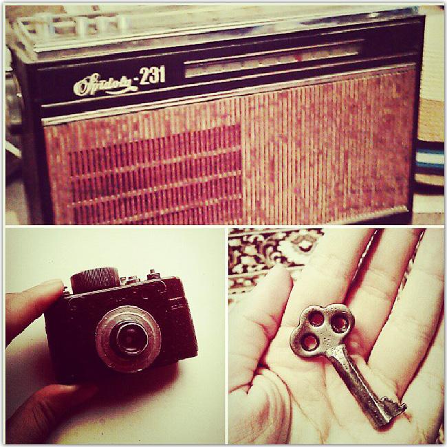 objets vintage
