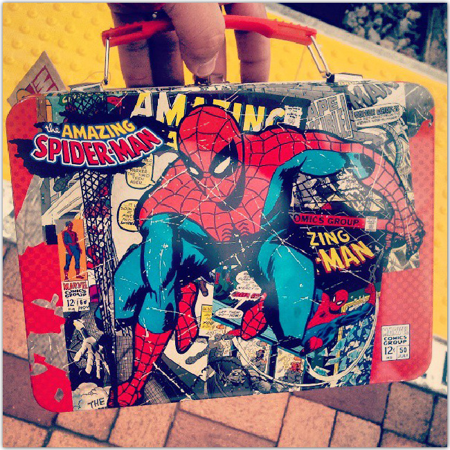Valise Spider Man