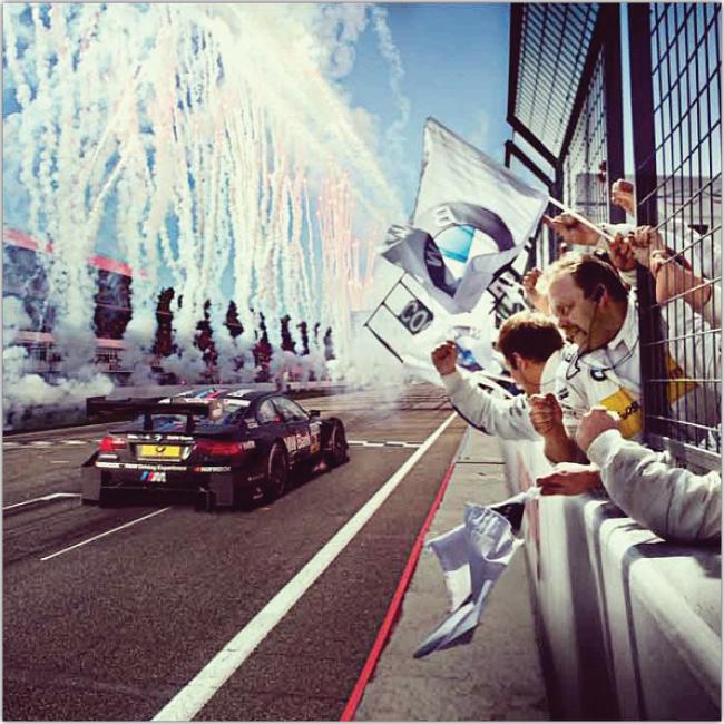 Compte Instagram de BMW