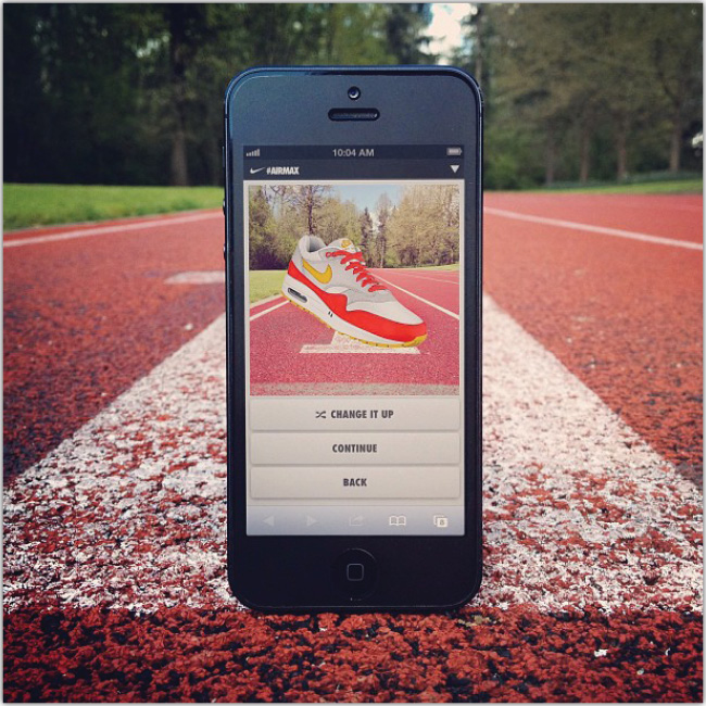 Compte Instagram de Nike