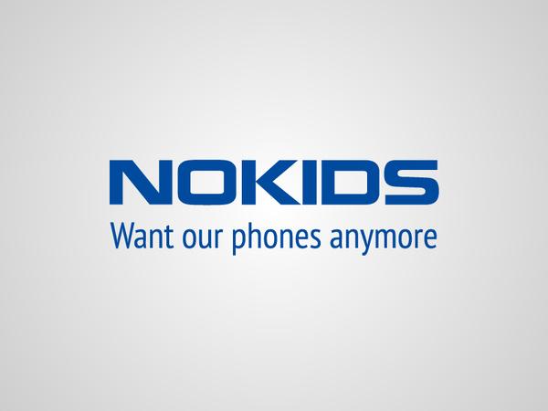 Parodie du logo Nokia