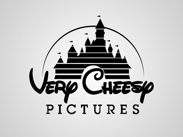 Parodie du logo Disney