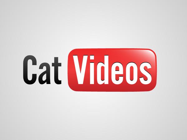 Parodie du logo YouTube