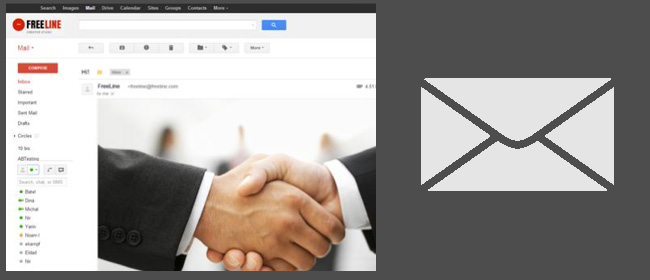 Application Google Mail