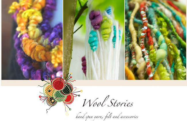Site Wix Wool Stories