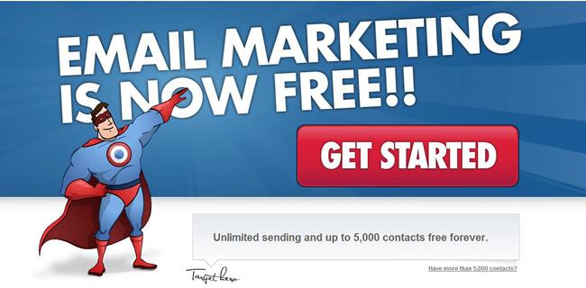 Target Hero email Marketing