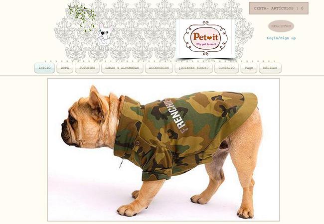 Site: Pet Loves It