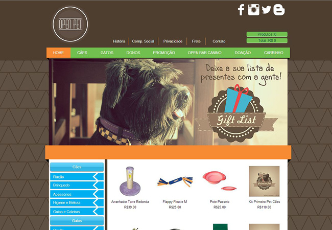 Site: Open Pet