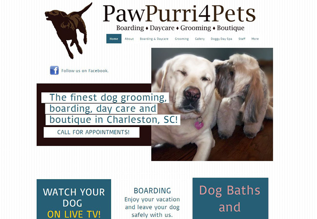 Site: Paw Purri 4 Pets