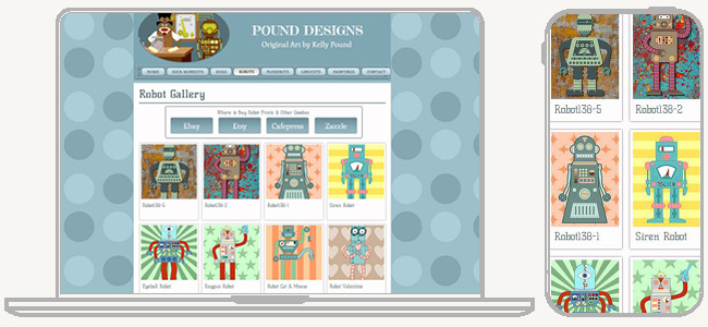 Site Pound Designs