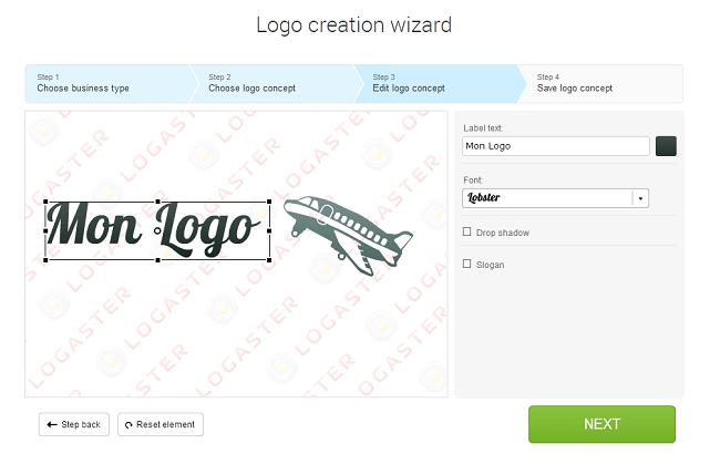 logo gratuit wix