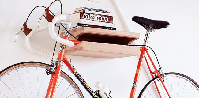 Etagère à vélo