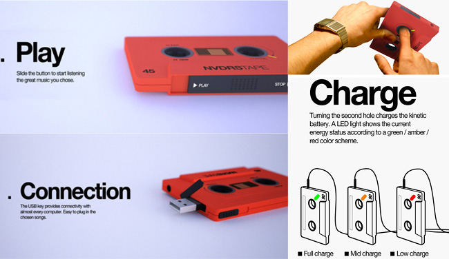 Cassette digitale