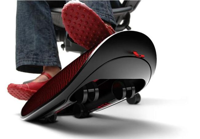 Skateboard repose-pieds