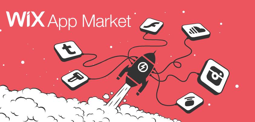 Lancement de l'App Market