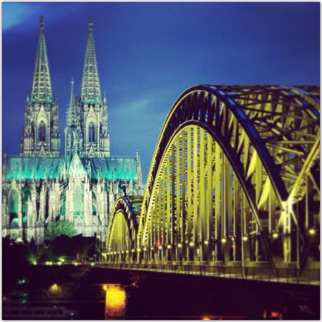 Photo de la Cathédrale de Cologne