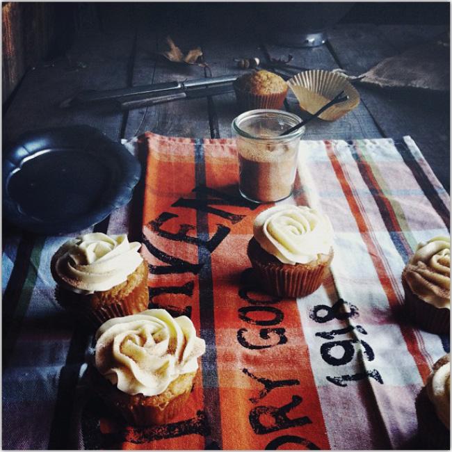 Photo de cupcakes