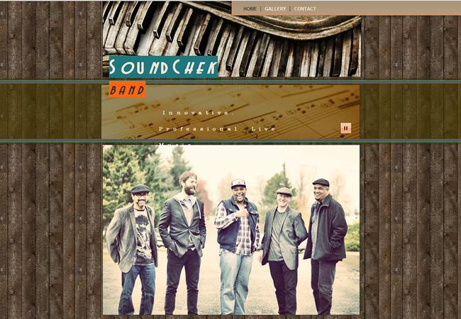 Site de musique Sound Chek