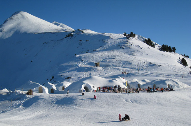Photo de la station de Mayrhofen - Autriche