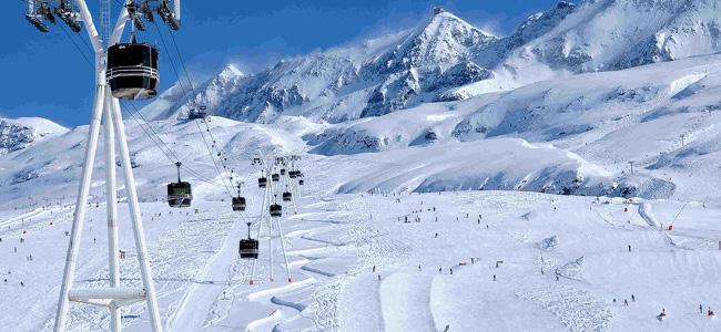 Photo de la station de l'Alpe d'Huez - France