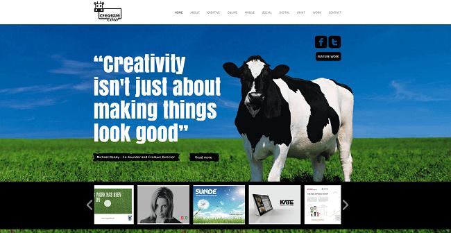 Creative Cow : Grande Bretagne