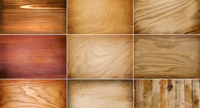 Exemple de texture bois