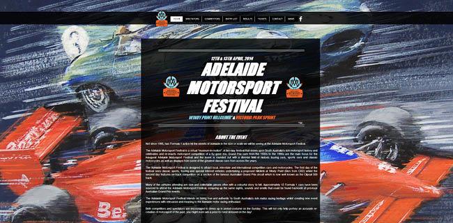 Site: Adelaide Motorsport Festival