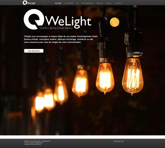 WeLight   Graphic Lighting Design Agency