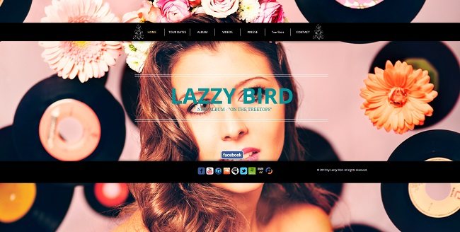Lazzy Bird - Site officiel
