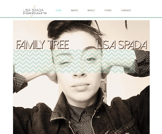 lisa spada - Site Officiel