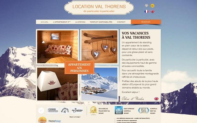 Val Thorens vacances