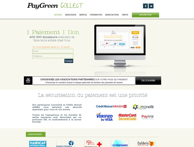 PayGreen COLLECT