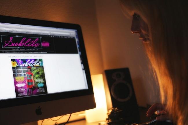 Tiimeline travaille sur son site