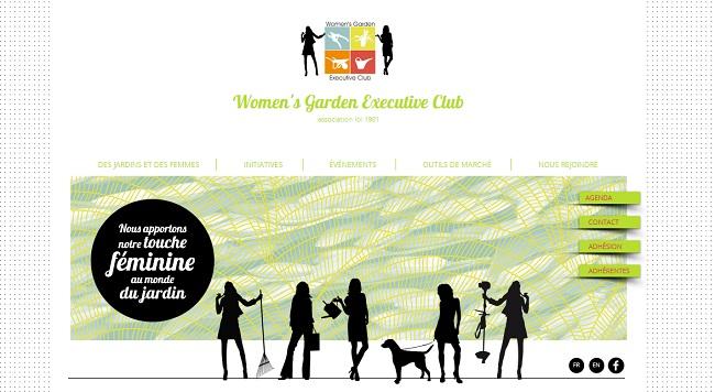 Womens Garden Executive Club
