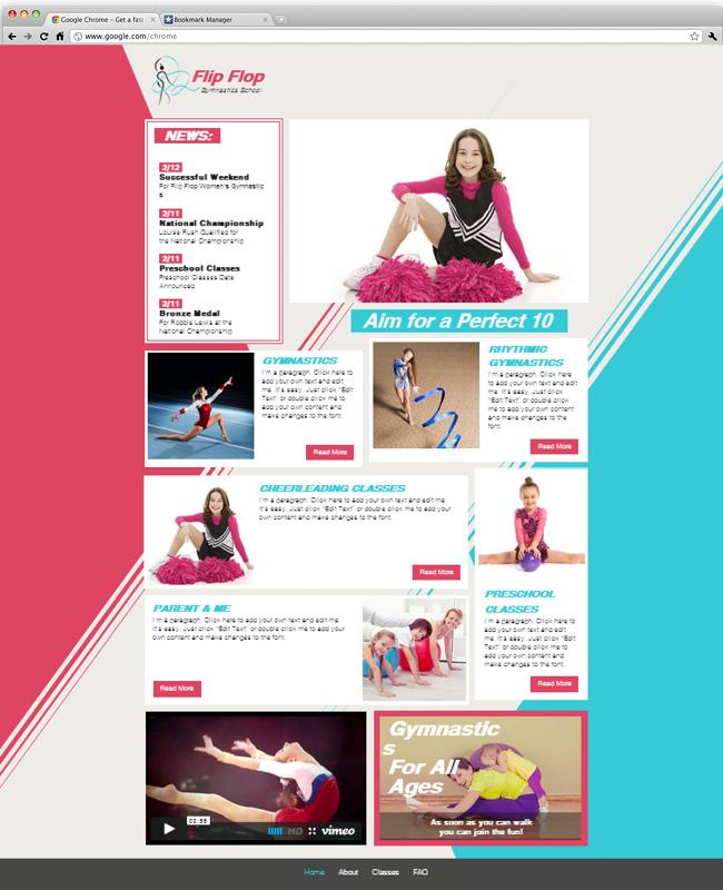 Gymnastics School