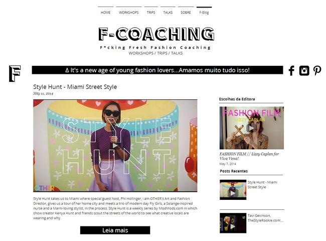 F-Coaching
